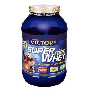 Weider Victory Super Nitro Whey 1 Kg Strawberry - Banana