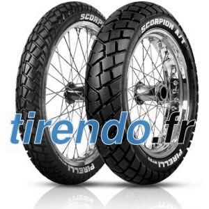 Pirelli 110/80-18 58S TT Scorpion MT 90 A/T M/C