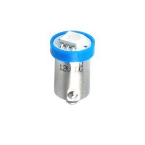 Habill-auto 1 ampoule LED bleu BA9s 12V 0.24W