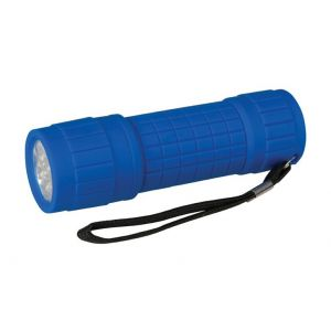 Silverline Torche ergonomique à LED - 9 LED -