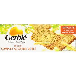 Gerblé Biscuit Complet au Germe de Blé 210 g