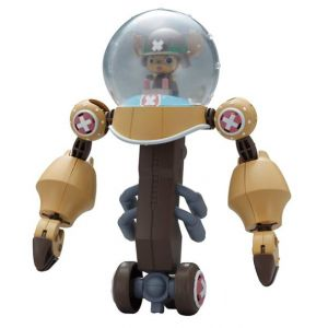 Bandai One Piece Chopper Robo Super Series Figurine Plastic Model Kit Heavy Armor 10 Cm
