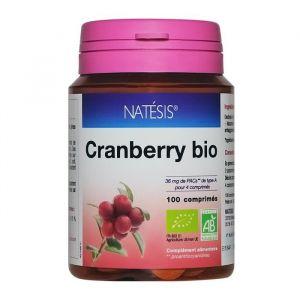 Natésis Cranberry Bio - 100 comprimés