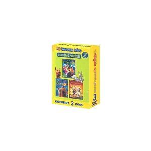 Coffret Tes Héros Préférés - Scooby-Doo + Scooby-Doo 2 : Les Monstres se Déchaînent + Les Looney Tunes Passent à L'Action