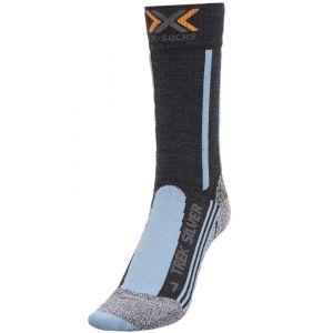 X-Socks Trek Silver Chaussettes de randonnée femme