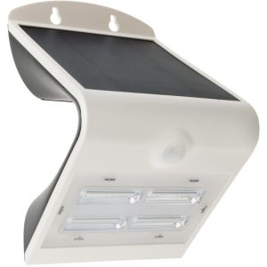 Elexity Applique solaire LED rétroéclairée 3,2W