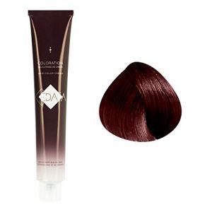 Edaïa Coloration permanente 6/66 : Blond foncé rouge profond, Crème 100ml