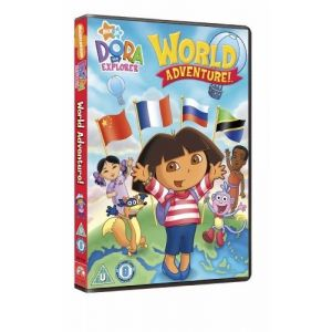 Dora The Explorer : Dora's World Adventure