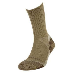 Lorpen Chaussettes Hunting Coolmax 2 Pack - Khaki - Taille EU 39-42