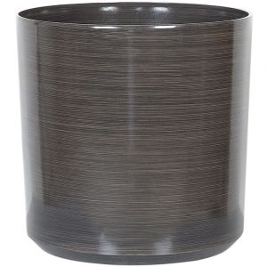 Beliani Cache-pot marron ?43 cm VAGIA
