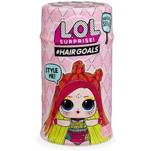 Mga entertainment MGA Métamorphose L.O.L Hairgoals Vrais Cheveux et 15 Surprises série 2 Toy, 557067E7C