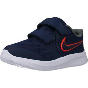 Nike Star Runner 2 Baskets Garçon Bleu