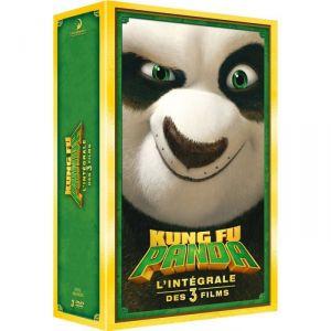Kung Fu Panda L'intégrale des 3 films (1 + 2 + 3)