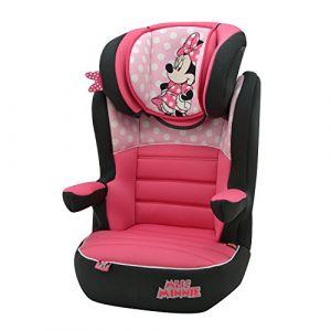 mycarsit Siège auto et réhausseur Disney Minnie inclinable groupe 2/3