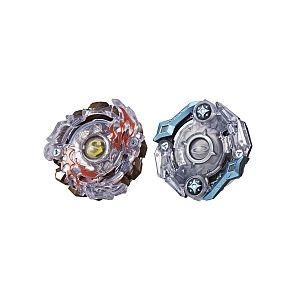 Hasbro Toupie Beyblade Burst - Coffret 2 Toupies - Surtr S2 et Odax O2