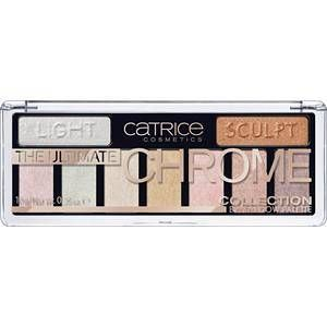 Catrice The Ultimate Chrome Eyeshadow - Palette