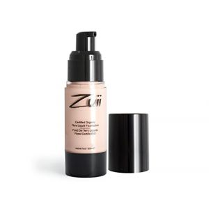 Zuii Organic Certified Organic Flora Liquid Foundation Rose (vegan) - 30 ml