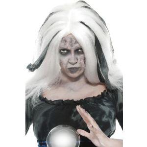 Smiffy's Perruque de sorcière blanche