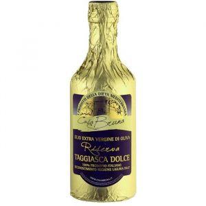 Casa Bruna Huile d'Olive Vierge Extra Variété Taggiasca Oro Douce 500 ml
