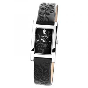 Pierre Lannier 192D6 - Montre pour femme avec bracelet en cuir