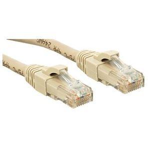 Lindy 45401 - Câble cat.6 UTP Patch Premium sans halogène 0,5 m