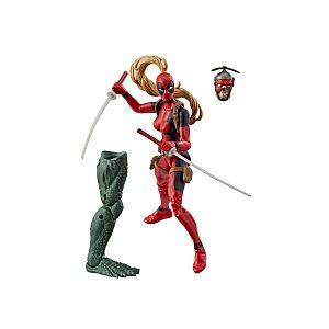 Hasbro Figurine Marvel Legends 15 cm Deadpool Lady Deadpool