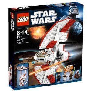 Lego 7931 - Star Wars : T-6 Jedi Shuttle