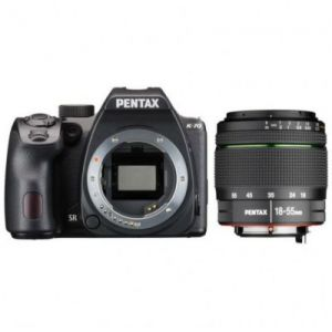 Pentax Appareil photo Reflex K70 + 1855mm WR