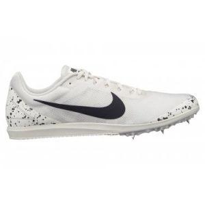 Nike Chaussure de courseà pointes mixte Zoom Rival D 10 - Crème - Couleur Crème - Taille 44