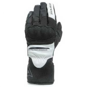 Dainese Gants Aurora D-dry - Black / White - Taille S