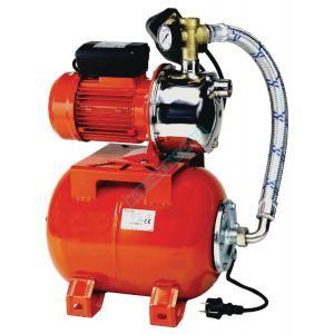 Salmson Surpresseur JETSON-2-M-H20 auto-amorçant. avec réservoir horizontal de 20 litres. monophasé 230V réf 4076574