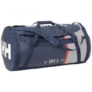 Helly Hansen Duffel Bag 2 90 - Sac de voyage taille 90 l, bleu/gris
