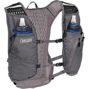 Camelbak Zephyr Vest Gilet d'hydratation, castlerock grey/black Vestes & Ceintures d'hydratation