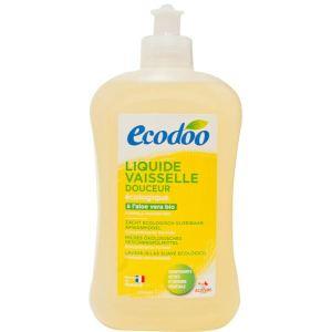 Ecodoo Liquide vaisselle écologique aloe vera (500 ml)