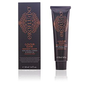 Orofluido Colour Elixir 5.35 Brun Clair Ambré - Coloration permanente sans amonique