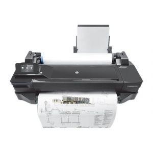 HP DesignJet T120 (CQ891C) - Traceur 24 pouces