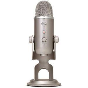 Blue microphones Microphone USB Yeti Platinum Edition