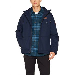 Columbia Vestes Loma Vista Hooded - Collegiate Navy - Taille L