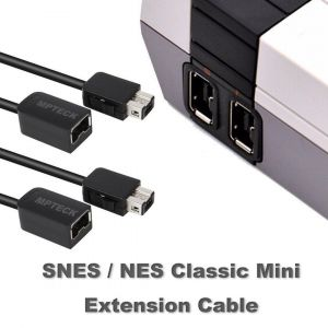 3M Câble Rallonge Câble d'extension SNES Classic