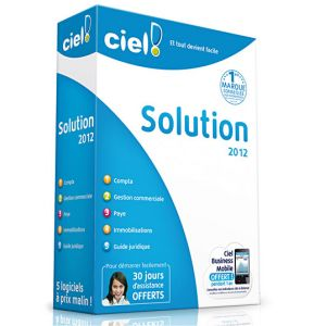 La Solution 2012 pour Windows