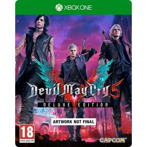 Devil May Cry 5 - Deluxe Steelbook Edition [XBOX One]