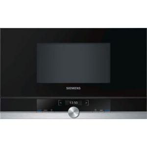 Siemens BF634LGS 1 - Micro-ondes encastrable 900 Watts