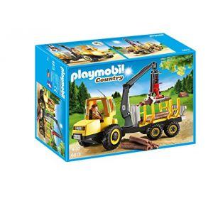 Playmobil 6813 Country - Camion bois avec grue