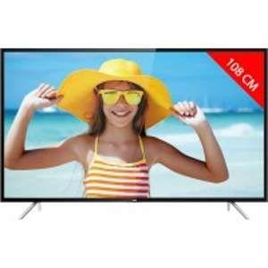 TCL Digital Technology U43P6016 - Téléviseur LED 108 cm 4K UHD