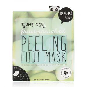 Oh k! Masque pour les pieds