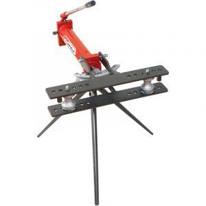 """KS Tools Cintreuse hydraulique manuelle 2"""""""