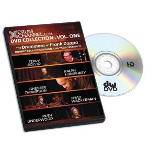 DW Drums DW DRUM WORKSHOP DVD ZAPPA DRUMMERS