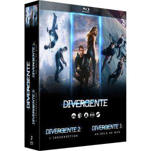 Coffret Divergente (1, 2 et 3) - Cinq destins, un seul choix + L'insurrection + Au-delà du mur