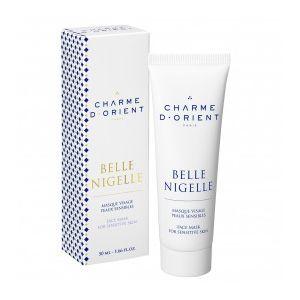 Charme d'Orient Belle nigelle - Masque visage peaux sensibles