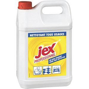 Jex 5600015 - Nettoyant tous usagse (Bidon de 5 L)